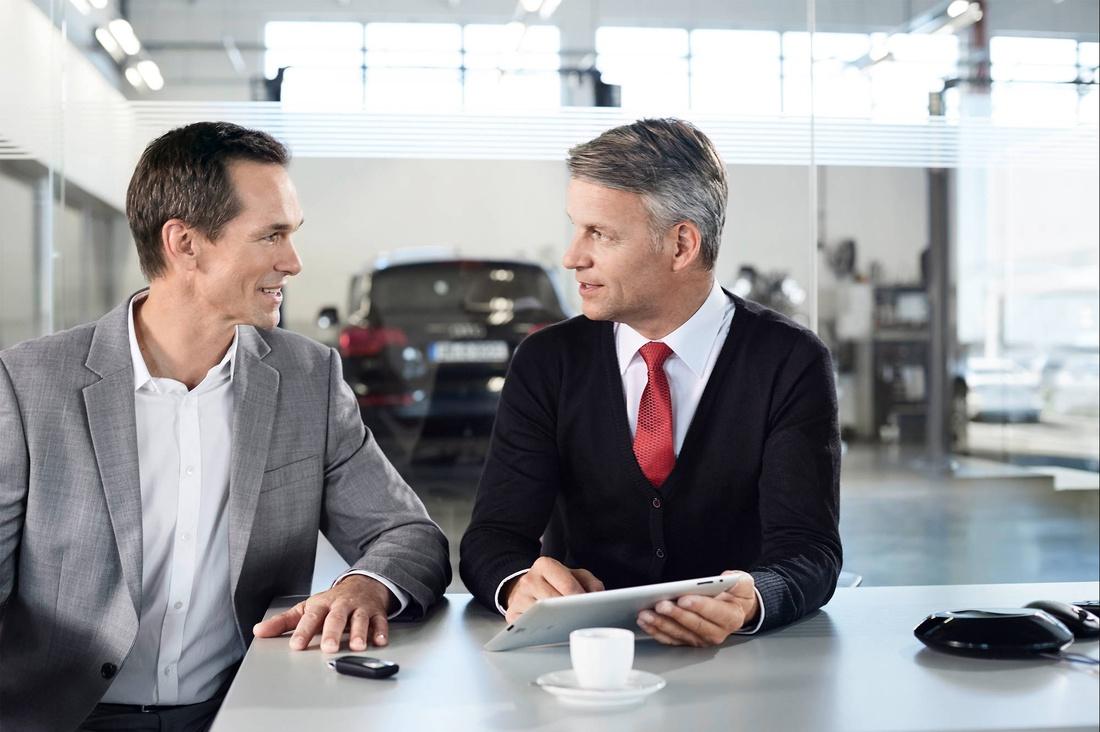 Audi Meeting